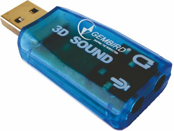 Sound Card PCI/USB