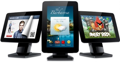 *POS Digital signage