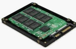 -Mini-ITX IDE, Solid State diskovi