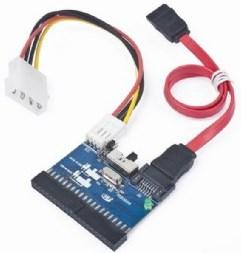 SATA-IDE adapteri