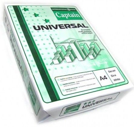 Papir Fotokopir A4/80g m2/500 Lista za laser,inkjet i fotokopir masine Ris papira