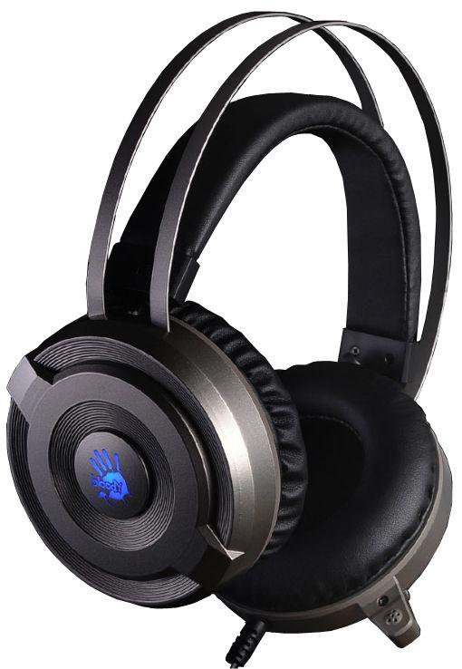 A4-G520 A4Tech Bloody gejmerske slusalice sa mikrofonom 7.1 , 50mm/16ohm, color LED, USB