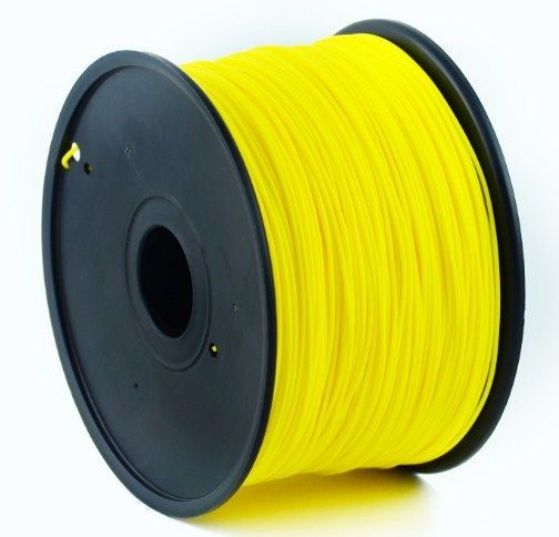 3DP-ABS1.75-01-Y ABS Filament za 3D stampac 1.75mm, kotur 1KG YELLOW