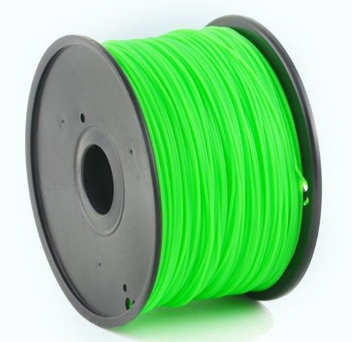 3DP-ABS1.75-01-G ABS Filament za 3D stampac 1.75mm, kotur 1KG GREEN