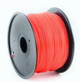 3DP-ABS1.75-01-R ABS Filament za 3D stampac 1.75mm, kotur1KG RED