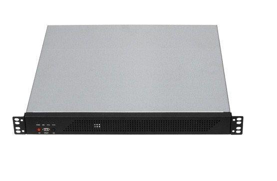 19CC-1U-001 Gembird 19'' rackmount serversko kuciste 1U 427 x 420 x 45 mm