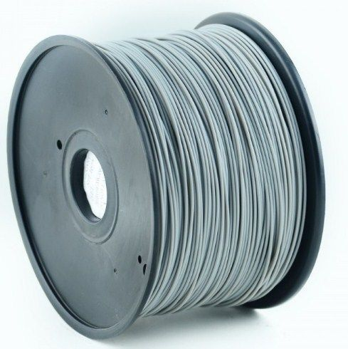 3DP-ABS1.75-01-GR ABS Filament za 3D stampac 1.75mm, kotur 1KG GRAY
