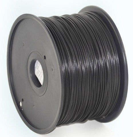 3DP-ABS1.75-01-BK ABS Filament za 3D stampac 1.75mm, kotur 1KG BLACK