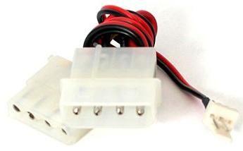 CC-PSU-5 Gembird  Internal power adapter kabl for 12 V cooling fan 15cm FO