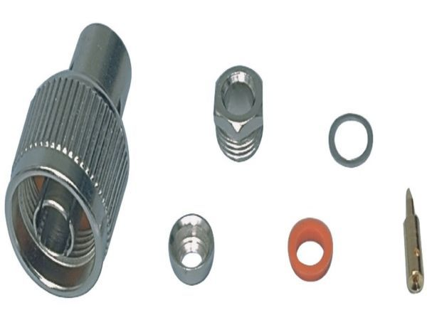 NC-001 N-male clamp type RG58