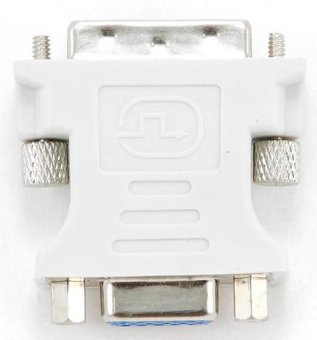 A-DVI-VGA Gembird Adapter DVI-I 24-pin male to VGA 15-pin HD (3 rows) female DVI-I