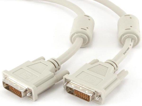 CC-DVI2-10M Gembird DVI video kabl dual link 10m