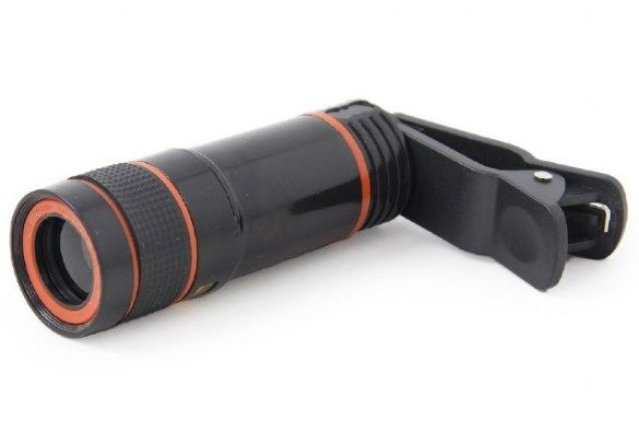 TA-ZL12X-01 Gembird Optical zoom lens for smartphone camera, 12X zoom