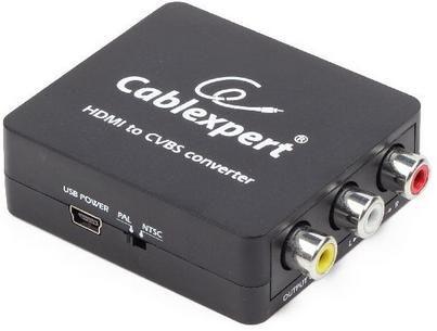 DSC-HDMI-CVBS-001 Gembird HDMI to CVBS (+ stereo audio) Converter CINC