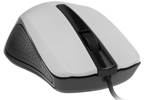x-MUS-101-W Gembird Opticki mis 1200Dpi black white USB