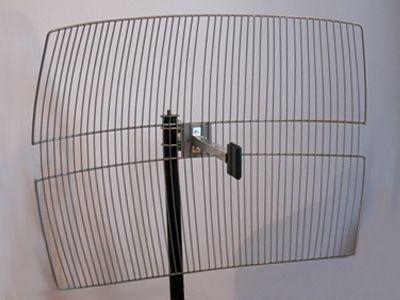 ReinkJet Antena 2.4GHz, 24dbi,925x725mm, 75om sa koaksijalnim kablom 15m