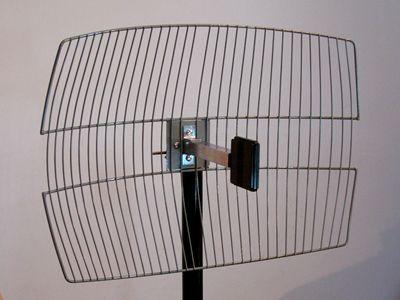 ReinkJet Antena 2.4GHz, 20dbi, 640x440mm, 75om sa koaksijalnim kablom 15m