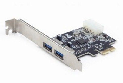 UPC-30-2P Gembird USB 3.0 PCI-Express host adapter