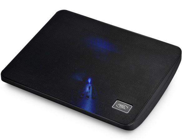 DeepCool WINDPALMINI Hladnjak za laptop 15,6'' 140mm.BLUE LED FAN 1000rpm 46CFM 21dB (postolje)
