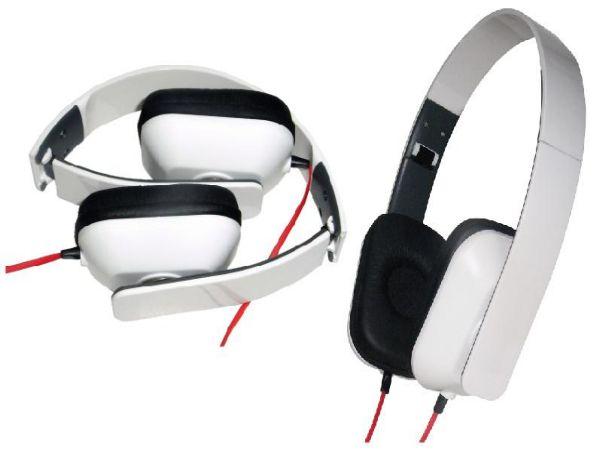 x-MHP-FCO-GW Gembird Stereo slusalice white FO