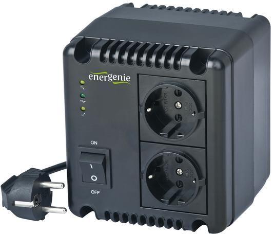 EG-AVR-0501 Gembird Stabilizator napona AVR  500VA (300W)