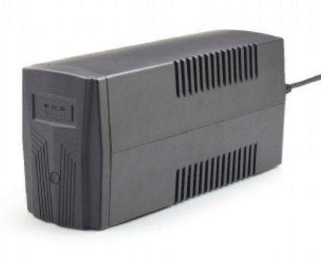 EG-UPS-B850 Gembird 850VA 510W AVR  UPS, 2 x Shuko output sockets, black