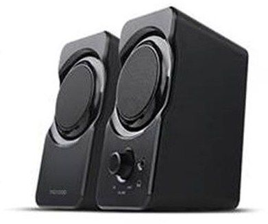 Microlab B-17 Stereo zvucnici, black, 6W RMS(2 x 3W), USB power,3.5mm