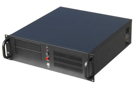 19CC-3U-01 Gembird 19'' rackmount serversko kuciste 3U 430 x 450 x 133 mm