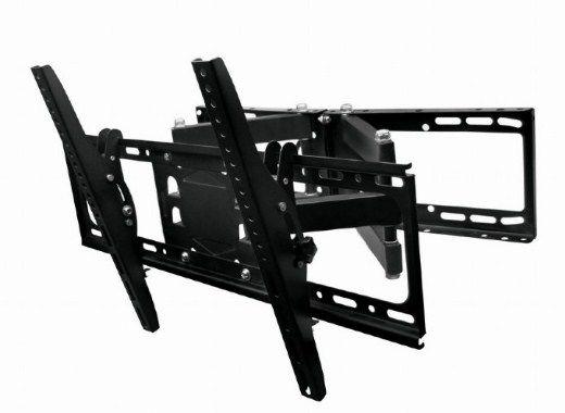 WM-80RT-01 Gembird TV nosac rotate/tilt 32-80'' VESA max.60x40cm, max 50kg, drzac
