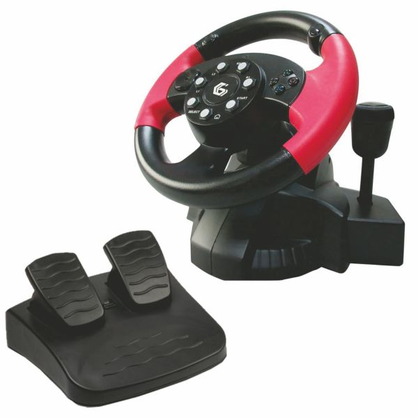 STR-MV-02 * Volan sa pedalama i vibracijom, za PlayStation 2/3 i PC