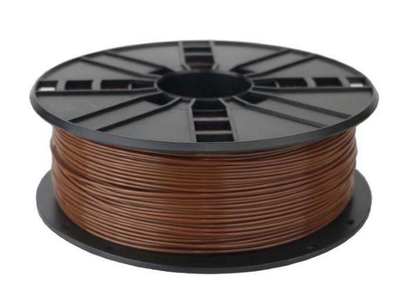 3DP-PLA1.75-01-BR PLA Filament za 3D stampac 1.75mm, kotur 1KG, Brown