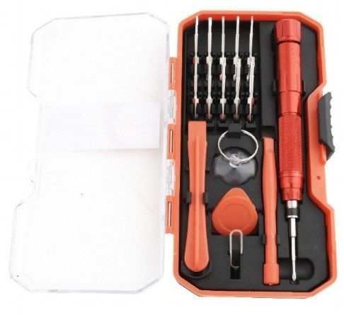 TK-SD-04 Gembird set preciznih srafcigera za popravku telefona i tableta (17pcs)