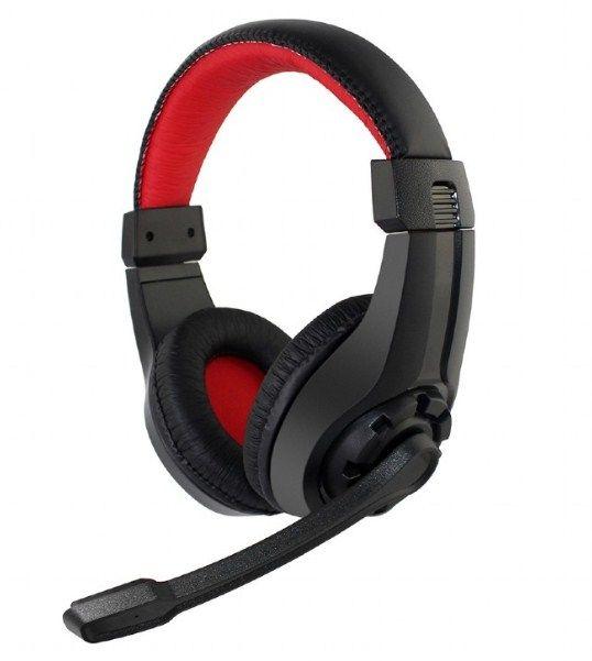 GHS-01 * Gembird Stereo gejmerske slusalice sa mikrofonom+volume kontrolom 2x3.5mm (618)