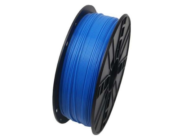 3DP-PLA1.75-01-FB PLA Filament za 3D stampac 1.75mm, kotur 1KG Fluorescent Blue