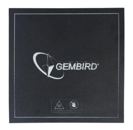 3DP-APS-01 Gembird podloga za 3D stampu, 152x152mm