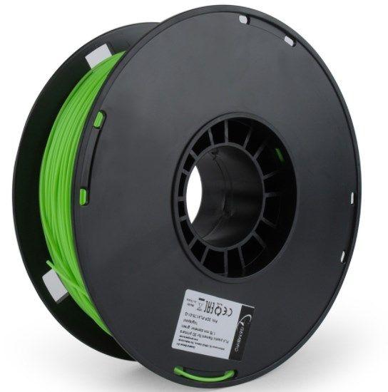 3DP-PLA1.75-01-G PLA Filament za 3D stampac 1,75mm kotur 1KG GREEN