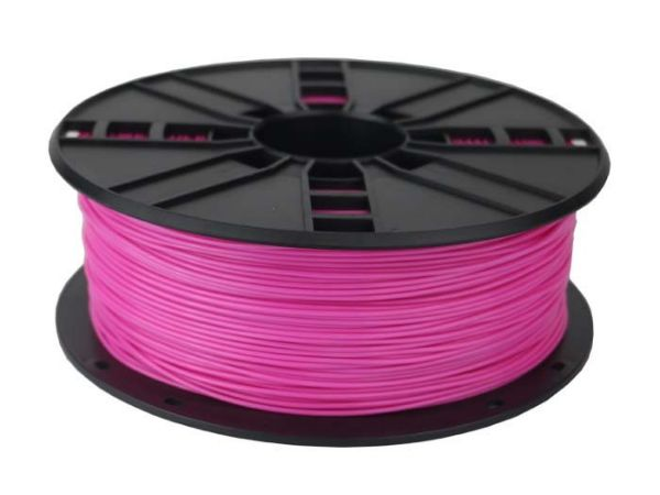 3DP-PLA1.75-01-P PLA Filament za 3D stampac 1,75mm kotur 1KG PINK