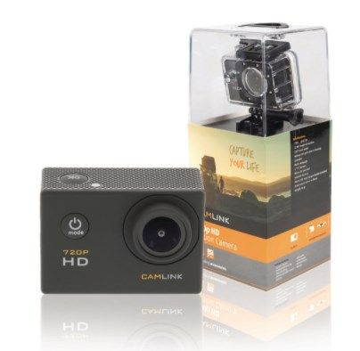 CL-AC11 Camlink HD action camera 720p sa vodootpornim kucistem