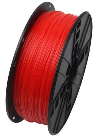 3DP-ABS1.75-01-FR ABS Filament za 3D stampac 1.75mm, kotur 1KG, Fluorescent RED