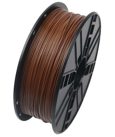3DP-ABS1.75-01-BR ABS Filament za 3D stampac 1.75mm, kotur 1KG BROWN