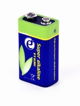 EG-BA-6LR61-01 ENERGENIE Alkalna baterija 9V PAK1