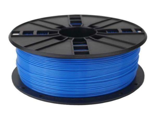 3DP-PLA1.75-01-B PLA Filament za 3D stampac 1.75mm, kotur 1KG BLUE