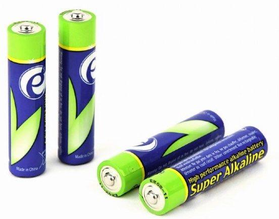EG-BA-AAA4-01 ENERGENIE AAA Alkalne baterije LR03 PAK4