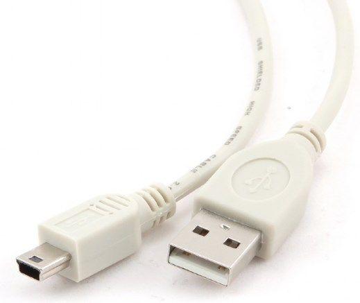 CC-USB2-AM5P-6 Gembird Mini-USB kabl 1.8m FO