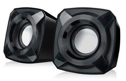 Microlab B-16 Stereo zvucnici, black, 5W RMS(2 x 2.5W), USB power,3.5mm