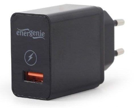 EG-UQC3-01 Gembird punjac za telefone i tablete QC3.0 quick charger, black