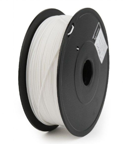 3DP-PLA+1.75-02-W PLA-PLUS Filament za 3D stampac 1,75mm kotur 1KG White