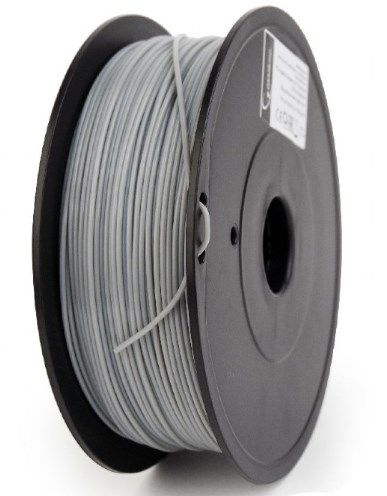 3DP-PLA+1.75-02-GR PLA-PLUS Filament za 3D stampac 1,75mm kotur 1KG Grey