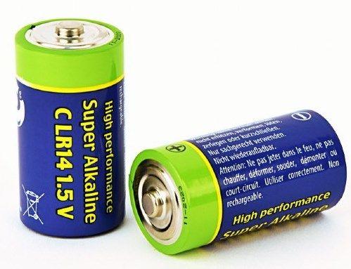 EG-BA-LR14-01 ENERGENIE TIP-C Alkalna baterija 1.5V PAK2
