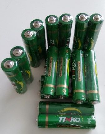 TINKO AAA baterija R03 Heavy Duty (DALJINARKE) CENA ZA 2 komada !